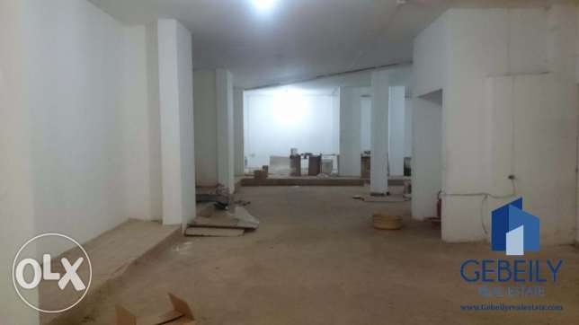 Warehouse for Rent in Antelias GB-547