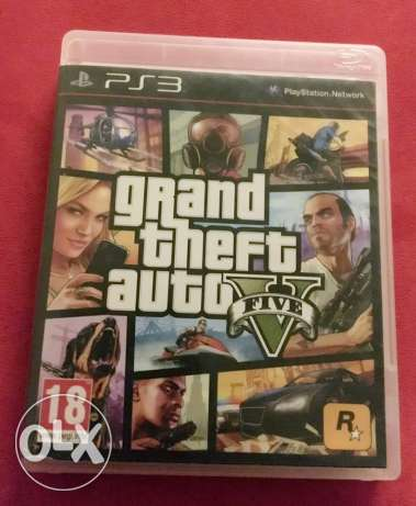 gta ps3 for sale