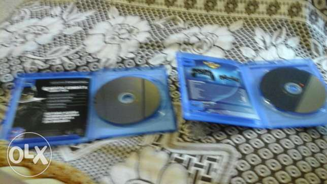 Ps4 2 games for sale شويفات -  3