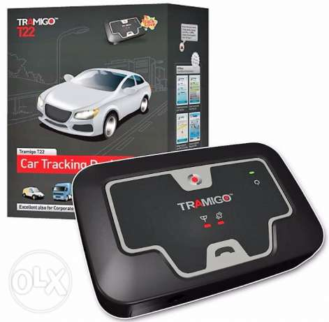 TRAMIGO T22 Vehicle GPS Tracking Device