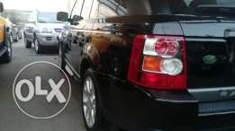 Range rover sport 2008 like new 70000 km only
