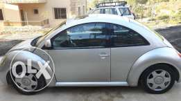 Beetle model 2000 full option