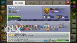 th8 for sale clash of clans