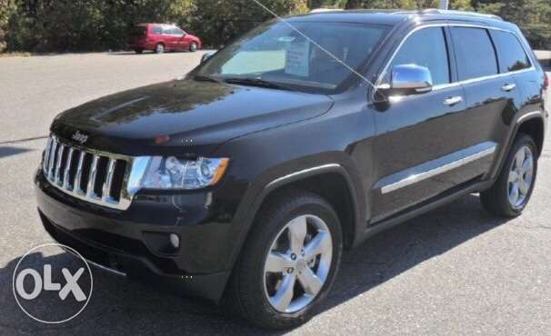 Grand Cherokee 2012 Limited