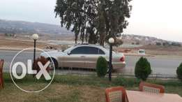 mercedes 350E model 2004 full option