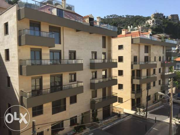 150 m appartment with terrace for sale in bhersaf