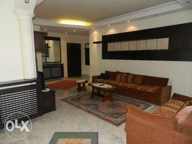Furnished appartment for rent in Mansourieh, 150m