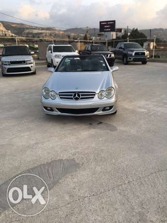 mercedes clk 350 cabriolet clean carfax
