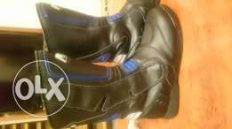 Men SPORTS motorcycle boots made in USA