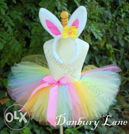 Easter Tutu Outfit