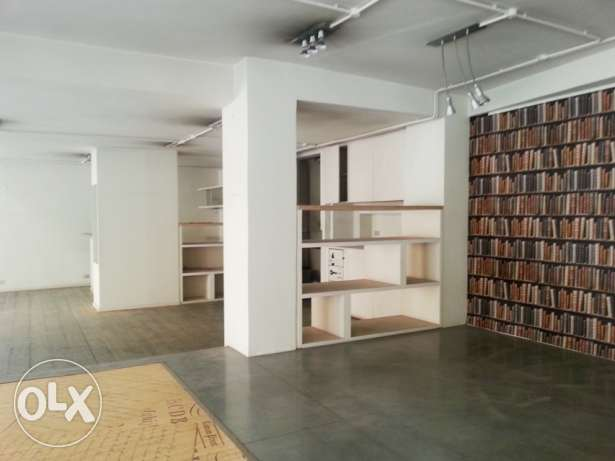 Shop for RENT - Saifi 200 SQM