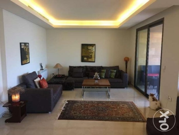 Furnished Duplex for rent in Mansourieh, 352 sqm