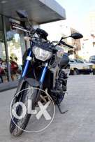 Used Yamaha MT-09 in Excellent Condition with Only 3017 Km on ODO