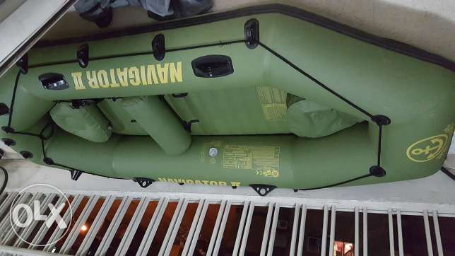 zodiac inflatable boat 2.90
