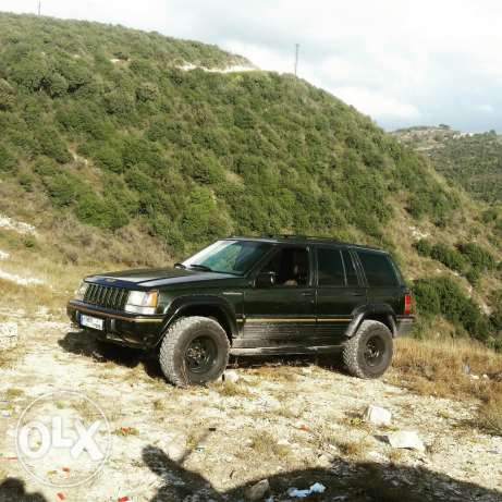 Grand cherokee for urgent sale