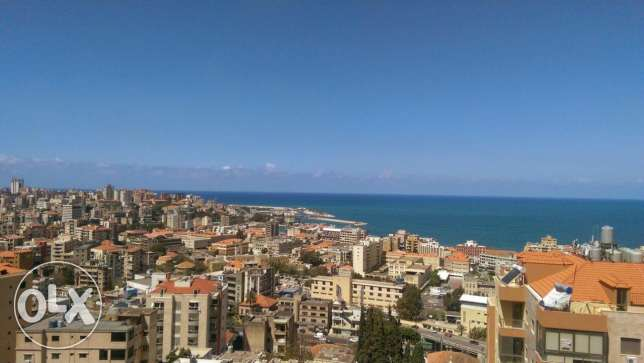 New 3 bedroom apartment in ghadir jounieh