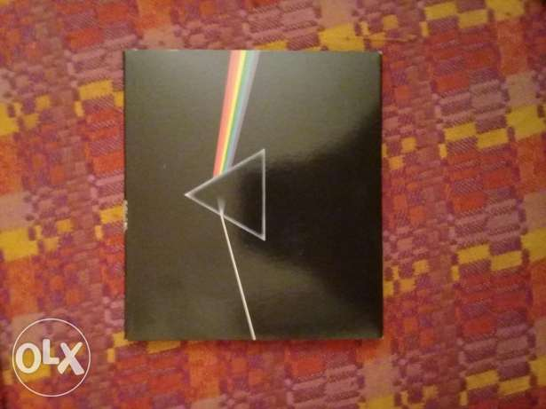 [ORIGINAL] Pink Floyd The Dark Side Of The Moon (Experience Edition )