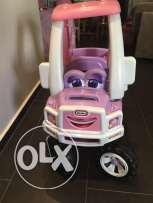 little tikes drive car for kids (1 - 4 years)