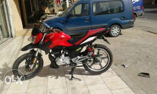 Trade on Steed 400 or cross