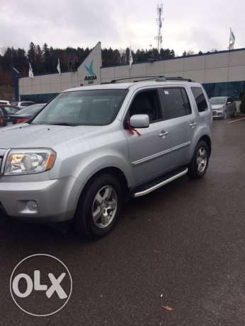 pilot. 2010. 4x4. ful option farich jild. clean car fax
