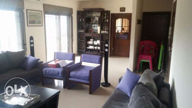 Furnished apartment for sale in Bseba