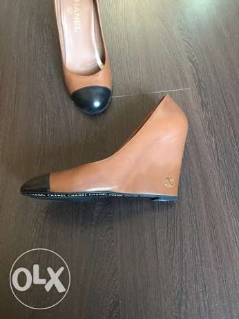 Real Chanel shoes size 38 for sale