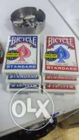 play cards Bicycle standard .magic quality