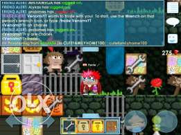 Selling growtopia account level 38 with 3dls Painte or 3dls for 60$