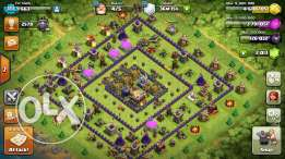 coc for sale lvl 111