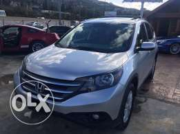 2012 Honda CRV EX AWD very clean , low mileage only 20,500$