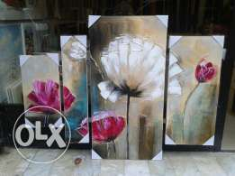 oil painting modern style