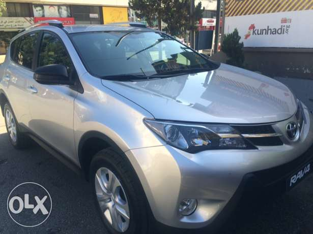 Toyota rav 4 2013 full option فرن الشباك -  1