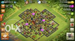 Clash of clans lvl 139