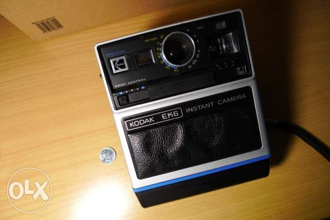 kodak ek6 vintage old camera