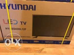 Hyundai LED Full HD TV 295$