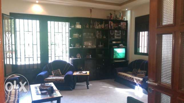 Rare opportunity, decorated apartment for sale surface 120 SQM plus