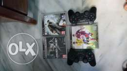 Consoles and cds