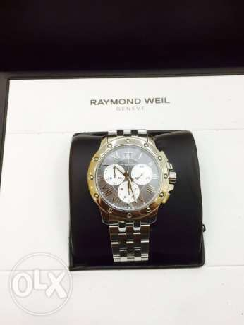 Original Raymond Weil watch, Tango Analog Display, excellent condition