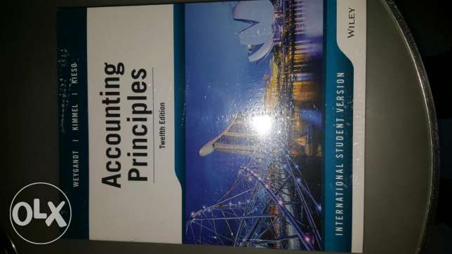 Accounting principles (twelfth edition ) last version