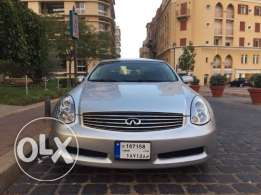 Infiniti G-35 Model 2004 like NEW!! Excellent conditions