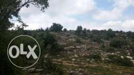 Land in Ain w Zein Chouf for sale