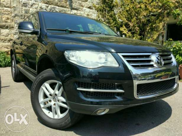 FREE REGISTRATION!, Volkswagen Touareg 2009 Clean Crafax Full option