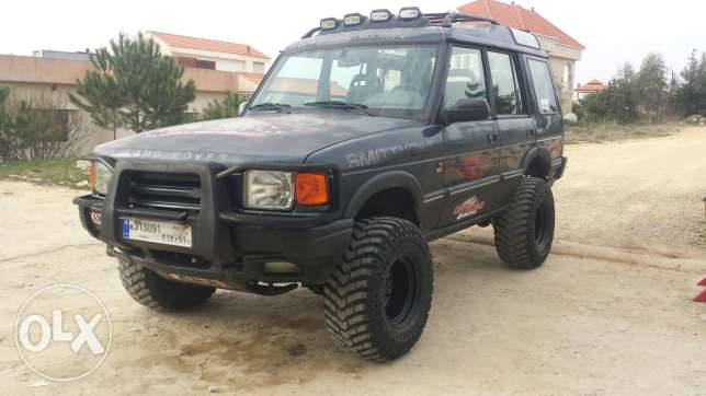 land rover discovery ktr ndif mjahaz offroad ti3layit shirki for sale