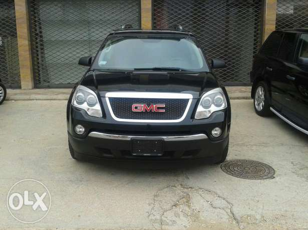 For sale full option GMC acadia 2008 راس النبع -  1