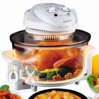 Rapid Wave Halogen Turbo Convection Ovens Oil-Less Fryer Quart Healthy