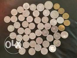 Lebanese coins 50 cent for sale