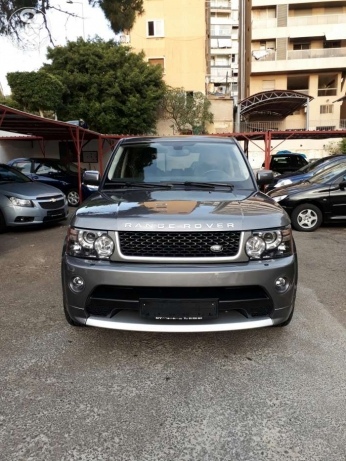 Range Rover SPORT look 2012 autobiography (Fully loaded )