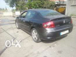 Beautiful Peugeot 407 hi package full options very clean