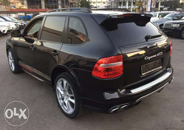 2008 Porsche Cayenne GTS Perfect condition Fully loaded Low mileage ! سن الفيل -  2