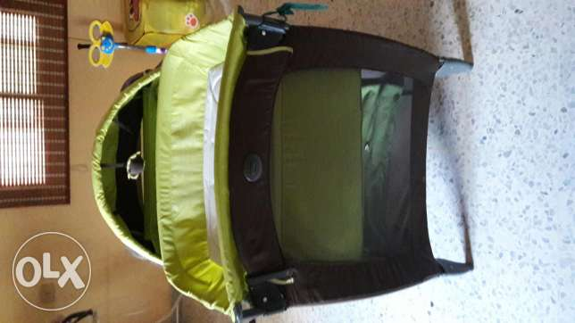 baby bed Graco
